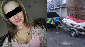 Nové důkazy: Simonka na Orlíku zemřela kvůli osudové chybě. Skútr porušil základní pravidla plavby.