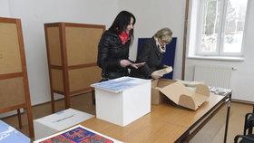 Komunální volby v Libavé (ilustrační foto).