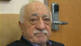 Údajný strůjce puče v Turecku Fetullah Gülen