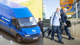 Česká pošta přemýšlí o změnách v doplňkovém prodeji (ilustrační foto)
