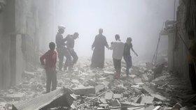 Boje proti organizaci Islámský stát pokračují.