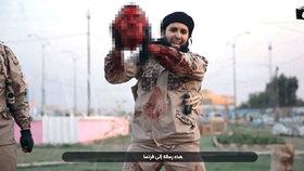 Islamisté zveřejnili nové video: Uřezali lidem hlavy a hrozí Francii dalšími útoky.