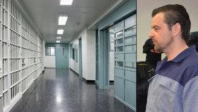 Kramný musel ve vězení odmítnout práci.