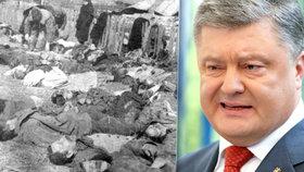 Ukrajinci vyvraždili 100 tisíc Poláků: Je to genocida, rozhodl polský parlament.