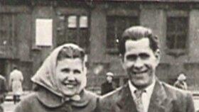 1964: Šťastná dvojice? Ne, vražedkyně a její oběť.