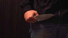 Muž zaútočil na marocko-španělské hranici na policistu nožem (ilustrační foto).