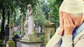 Další sex útok v Německu: Imigrant na hřbitově znásilnil truchlící babičku.