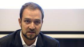 Úřadující starosta Prahy 3 Alexander Bellu (ODS)
