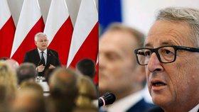 """Evropská komise """"válčí"""" s Polskem: Byrokraté učí Varšavu demokracii"""