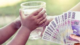 Pitná voda nedostatkové zboží?