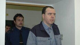Zdeněk Vocásek říká, že se ve vězení polepšil.