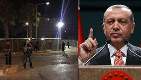 Nový pokus o převrat v Turecku? Základnu NATO Incirlik obklíčila policie.