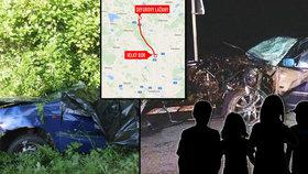 Po nehodě na prokletém úseku mezi Velkým Borem a Defurovými Lažany osiřela před dvěma lety tehdy 12letá Esterka. V neděli tam přišly o rodiče čtyři děti.