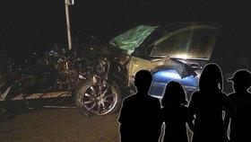 Vůz, který narazil do auta rodičů, možná řídil někdo jiný.