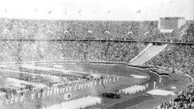 Hitlerova olympiáda: Berlín 1936