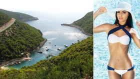 Řecko láká turisty.