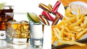 Máte vysoký tlak? Tak pozor na tyto potraviny!