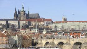 Velkolepá rozlučka se měla konat v Praze.