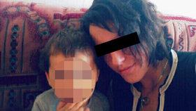 Zavražděná Valentyna měla syna, kterého našla policie v bytě, kde k vraždě došlo