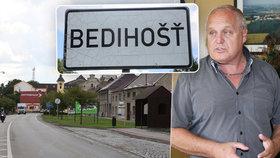 Starosta obce Jiří Zips inicioval petici na podporu vraha, který je stále ve vyšetřovací vazbě.