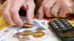 Přijetí eura by mohlo dopadnou na seniory (ilustrační foto)