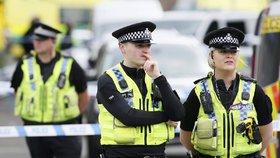 Vojáci zřejmě plánovali v Británii teror. Neonacisty zatkla policie (ilustrační foto).