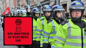 """Londýn chce kontrolovat občany: Policie proti """"nenávistným"""" reakcím na netu."""