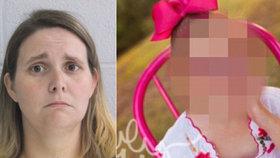 Krkavčí matka Jessica Lynn Good předstírala, že má její dcera rakovinu, aby mohla obrat charitu.