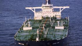 Drama v Malajsii: Unesli ropný tanker. (ilustrační foto)
