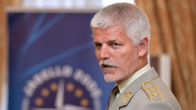 Generál Petr Pavel se domnívá, že mezinárodní terorismus není největší hrozbou pro Česko