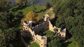 Jedna z památek světového dědictví UNESCO – Janův hrad