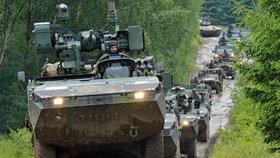 Export zbraní a vojenského materiálu z ČR loni klesl.