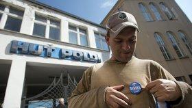 Poldi Kladno byla kdysi pýchou českého průmyslu, dnes je to extrémně zadlužený podnik.