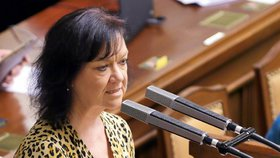 Exposlankyně Marta Semelová (KSČM) se utká v boji o senátorské křeslo na Praze 12.