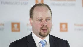 Poslanec za ČSSD Jeroným Tejc