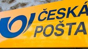 Česká pošta bude zvyšovat ceny známek a doporučených psaní.