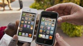 iPhone (Ilustrační foto)