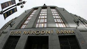 Česká národní banka rozhodla, že úrokové sazby zatím není třeba zvyšovat.
