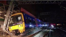 Muslimský řidič vykolejil s vlakem, protože se kvůli ramadánu postil.
