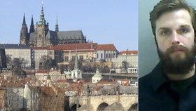 Martyn Galvin měl naplánovat rozlučku se svobodou v Praze a Yorku. Peníze od přátel však naházel do automatů.