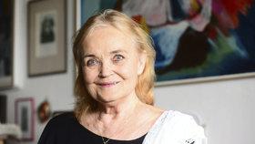 Smrt Gabriely Vránové (†78): V pondělí měla jít z nemocnice domů. Selhaly jí ledviny