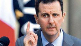 Bašár Asad, syrský prezident