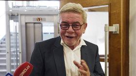 Nucený správce VZP Antonín Pečenka