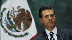 Mexický prezident Enrique Peňa Nieto