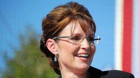 Prezidentská kandidátka Sarah Palinová si údajně myslela, že Afrika je země