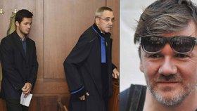 Patrik Kaifáš byl propuštěn z vězení, kde si odpykával trest za napadení Michala Hrůzy.