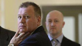 Exnáměstek ministerstva práce Vladimír Šiška a Milan Hojer u odvolacího soudu