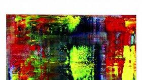 Gerhard Richter, Abstraktní obraz (809-4)
