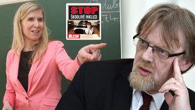 Kantoři jsou zoufalí z inkluze: Co na to náměstek ministryně Štech? Snad nejsou učitelé nesvéprávní!