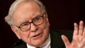 Miliardář Warren Buffett
